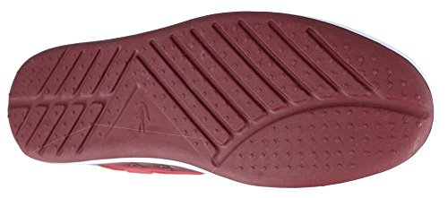 Lacoste Men's L.Andsailing 116 1 Boat Shoe Dark Red/Red purchase cheap price clearance fake free shipping footlocker pictures clearance supply M36DTG8GX
