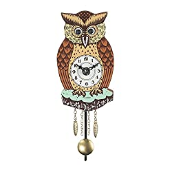 Alexander Taron Decorative Collectibles 201QP - Engstler Battery-operated Clock - Mini Size