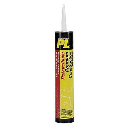 828472 PL premium Adhesivo de poliuretano para construcción, 28 onzas