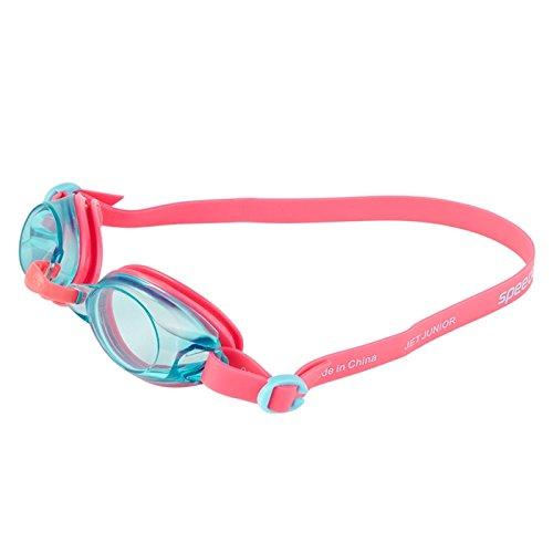 Speedo Jet Lunette Enfant Ecstatic Pink/Aquatic
