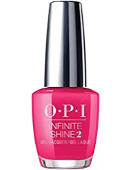 OPI Infinite Shine, Strawberry Margarita, 0.5 fl.oz.