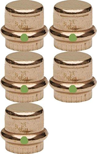 - VIEGA 77712 Propress Zero Lead Copper Cap with 1/2
