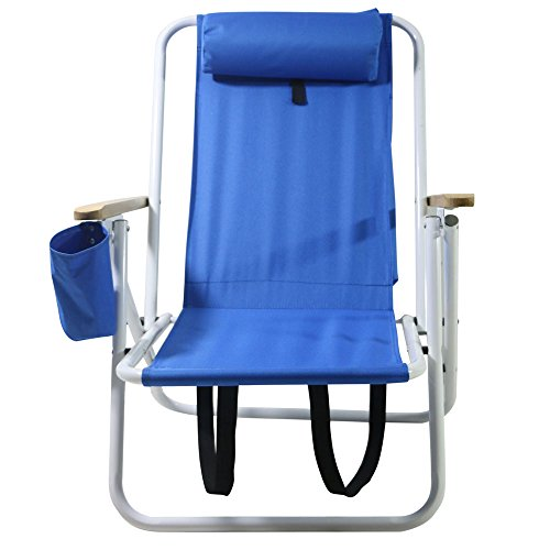 USAStock Patio Lounge Chair Chaise Bed Recliners Casual Cabana Beach Folding Chair Adjustable Sling Chair Lounge Chairs Chaise Lounges (Lounge Beach Cabana)