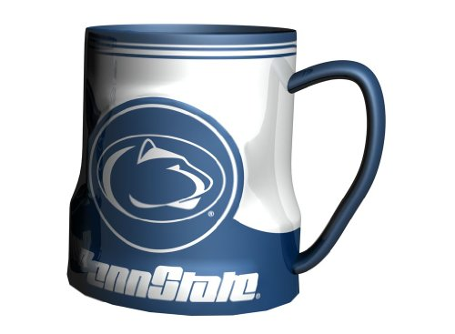 Coffee State Penn (Boelter Brands NCAA Penn State Nittany Lions 452607 Coffee Mug, Team Color, 18 oz)