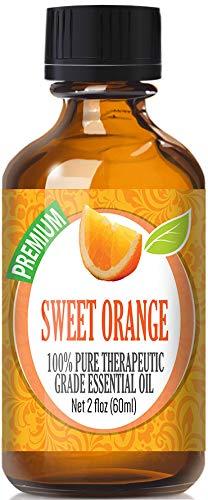 Sweet Orange 100% Pure, Best Therapeutic Grade - 60ml - Citrus sinensis
