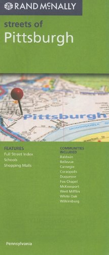 Rand McNally Streets of Pittsburgh