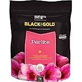 Sun Gro Horticulture SUNGRO Horticulture 1490102.Q08P Black Gold Perlite, 8 Quart, Multicolor