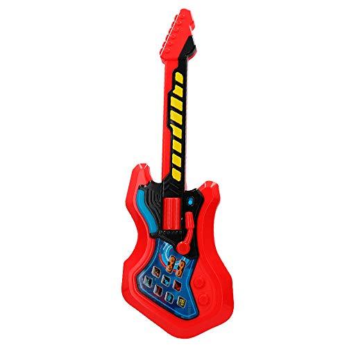 WinFun Guitarra Eléctrica Cool Kidz (Colorbaby 44747): Amazon.es: Juguetes y juegos