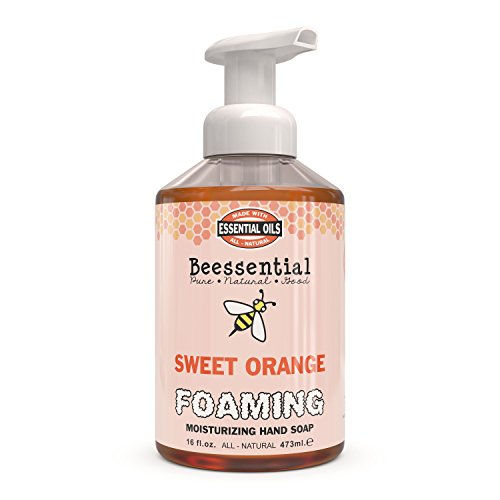 All Natural Foaming Hand Soap - 4