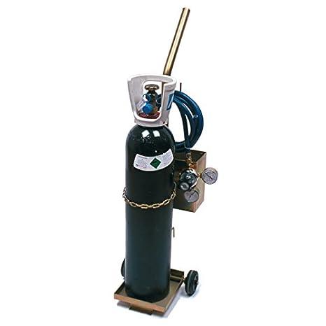 Equipo de limpieza con nitrógeno Modelo estanqueidad nº2: Amazon.es: Bricolaje y herramientas