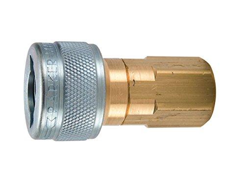 Parker Twist-Lock Pneumatic Push-to-Connect Schrader Twist-Lock by Parker (Image #1)