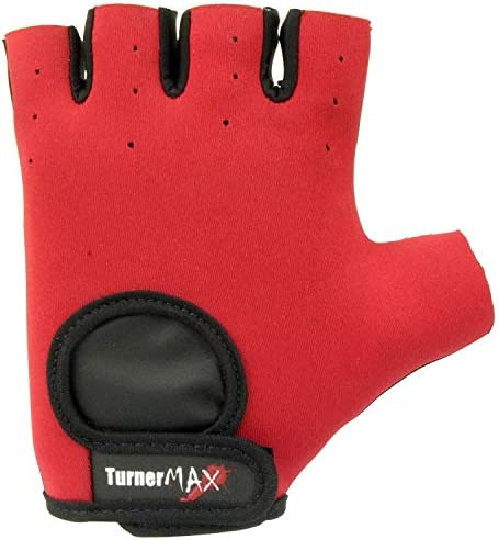 TurnerMAX Weight Lifting Gloves Body Building Tarining Cycling Fitness Exercise