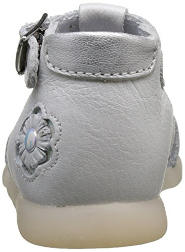 Belette Mary Fille Blanc Premiers soft Bébé Pas Little Blanc d5wvqX