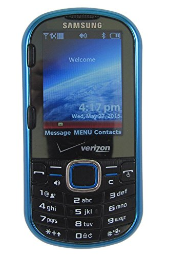 Samsung Intensity II SCH-U460 Blue Verizon Cell Phone by Samsung