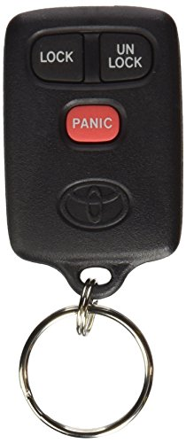 Toyota 89742-AA010 Remote Control Transmitter for Keyless Entry and Alarm System