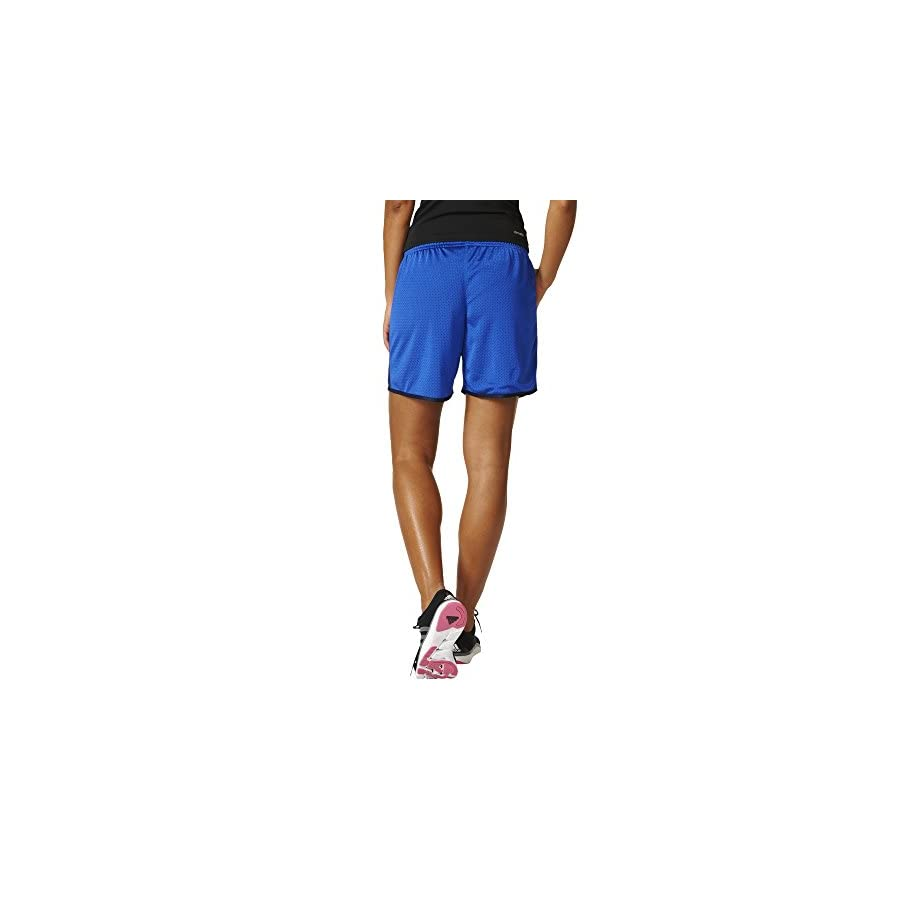 adidas Women's Training On Court Mesh Shorts