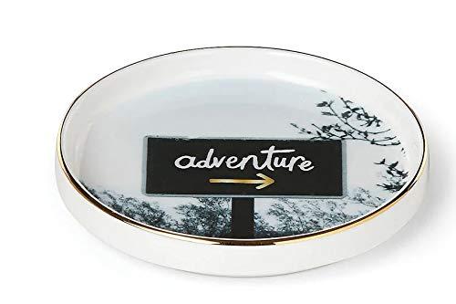 Kate Spade New York Spirit of Adventure Ring Dish