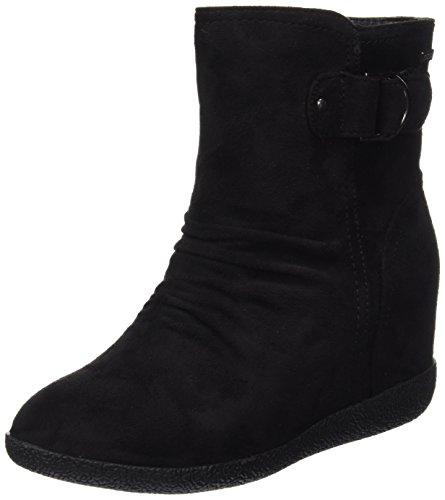 Collection MTNG MTNGC Schwarz 51710 Soft Negro Kurzschaft Stiefel Damen zUvwdqU