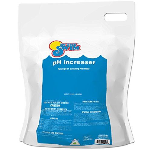 (In The Swim Pool pH Increaser - 10 lb. Bag)