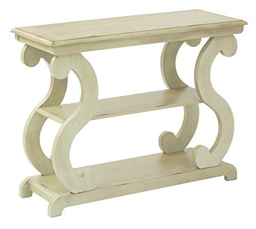 OSP Designs ASHCSL-YM20-osp Ashland Console Table, Antique Caledon For Sale