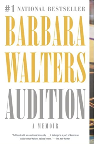 Barbara Walters - Audition Audiobook