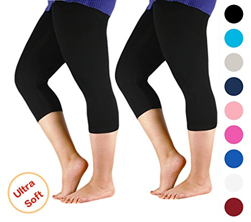 Wear Capri Leggings - 2