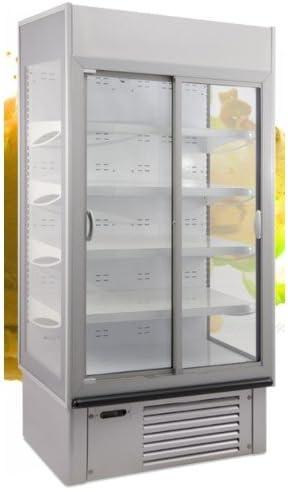 Expositor mural refrigerador nevera carne cm 188x73x199 RS9587 ...