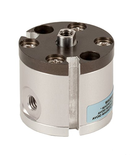 Fabco-Air-D-5-X-E-Original-Pancake-Cylinder-Double-Acting-Maximum-Pressure-of-250-PSI-Switch-Ready-with-Magnet-12-Bore-Diameter-x-38-Stroke