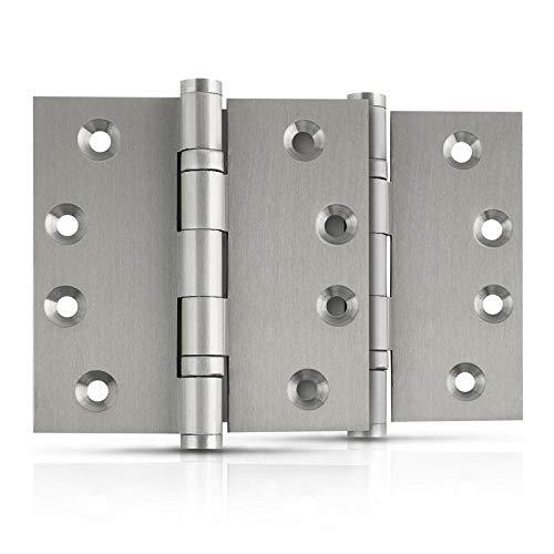 Lawrence Hardware Door Hinges, 2PK, 4