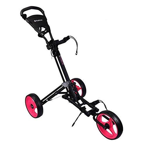 Dreirad in Rot f/ür Kinder ab 6 Monaten mit Anti-Rutsch Pedalen und Tasche Trike City Max Red Line