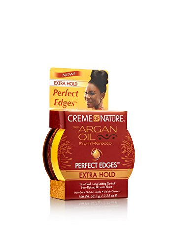 Creme of Nature Argan Oil Perfect Edges Extra Hold (2.25 oz) -