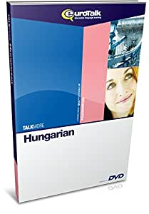 EuroTalk Interactive - Talk More! Hungarian; an interactive language learning DVD for beginners+ [Interactive DVD]