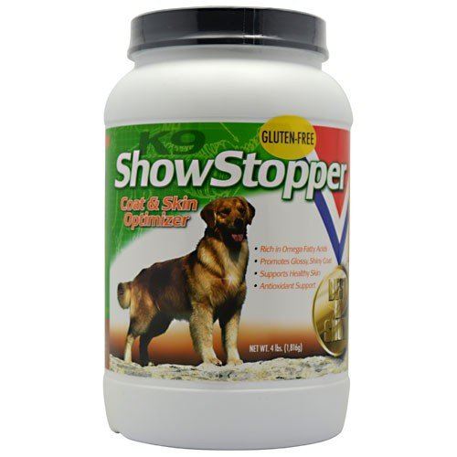 Animal Naturals K9 Showstopper unflavored – 4 lb (1816 g), My Pet Supplies