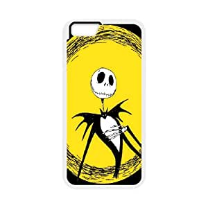 DIY Printed The Nightmare Before Christmas hard plastic case skin cover For iPhone 6 Plus,6S 5.5 Inch SNQ363053