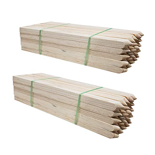 (Greenes Fence Wood Survey Grade Stakes)