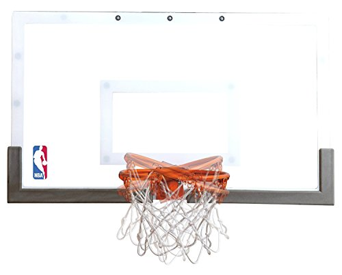 Spalding NBA 180 Breakaway Over-The-Door Mini Basketball Hoop (Breakaway Basketball)
