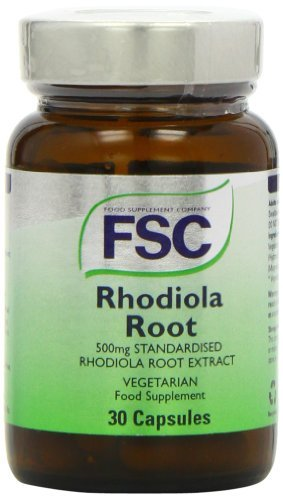 Root 30 Capsules (Fsc Standardised Rhodiola Root 30 Capsules by FSC)