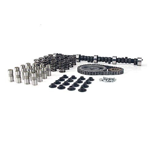 (Lunati 10110701K Voodoo 213/219 Hydraulic Flat Complete Cam Kit for Chevrolet Big Block)