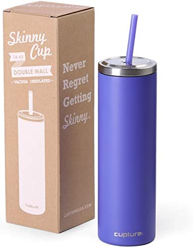 Cupture Stainless Insulated Tumbler Reusable