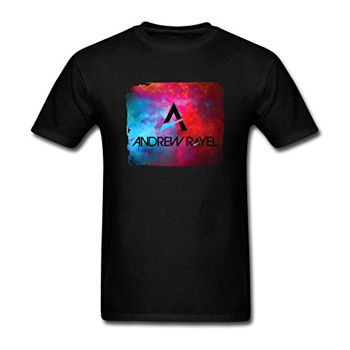 STROFA Men's Andrew Rayel Logo Short Sleeve T Shirt