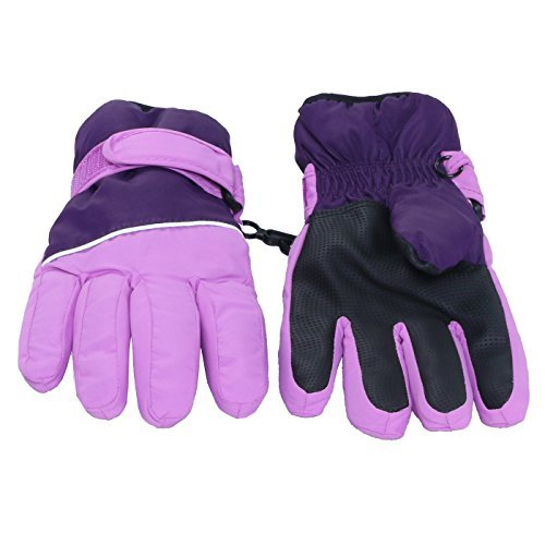 insulated kids gloves - 9