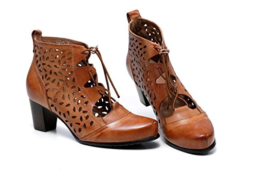 shae-perforated-flat-heel-ankle-women-leather-boots-brown-size-6