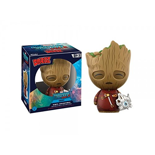 Funko Dorbz: Marvel Guardians of the Galaxy Vol. 2 Groot #292 (With Cyber Eye Exclusive)