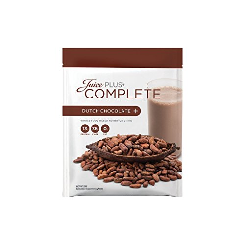 Juice Plus Complete - Dutch Chocolate Flavor 20.1 oz package
