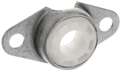 Miniature Side Flange Mounted Bearing, 2 Bolt, 1/2