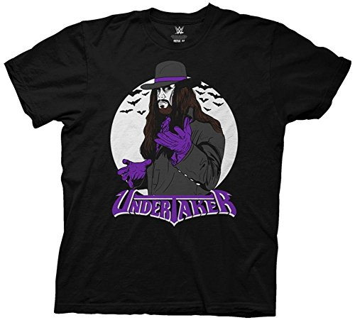 WWE- Vintage Undertaker T-Shirt Size L by Ripple Junction