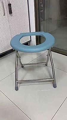 Green Elephant Portable Toilet Chair