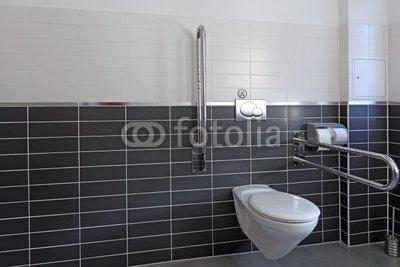Toilette wc piastrelle bagno alu dibond cm