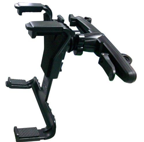 Navitech Tablet pc in Car Headrest / Back Seat Black Expa...