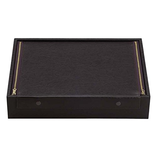 Reed & Barton Marlborough 511 Brown Leatherette Flatware Chest